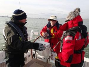RYA Yachtmaster Coastal Skipper